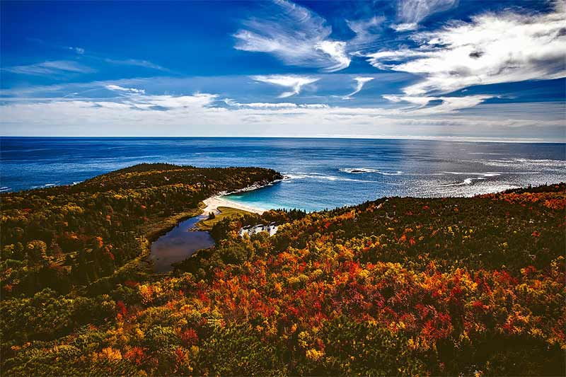 Bar Harbor, Maine, New England