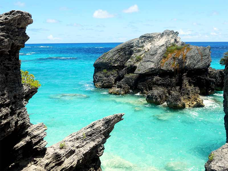 Bermuda, one of the best cruise destinations from Boston, Massachusetts