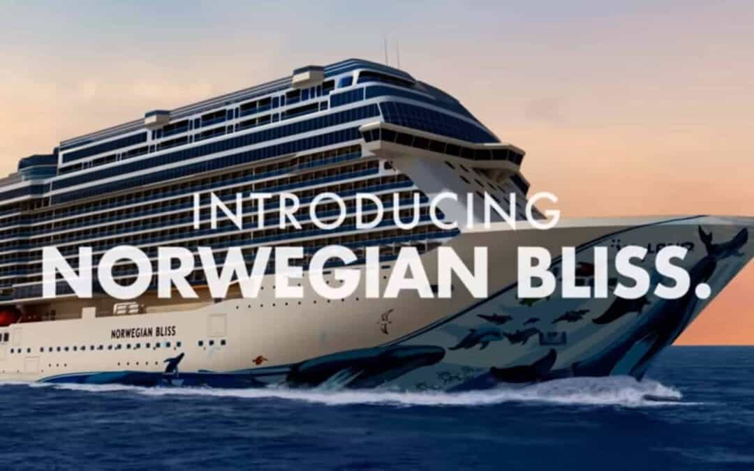 Norwegian Bliss Cruise Ship Overview