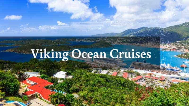 5 Best Viking Ocean Cruises