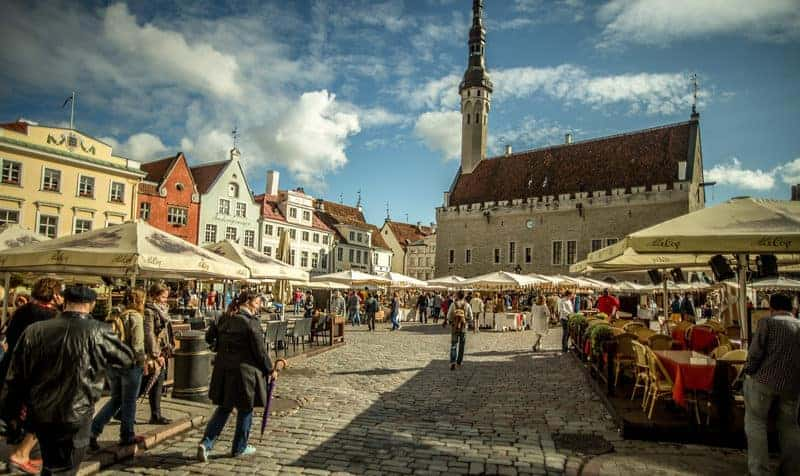 Tallinn, Estonia - Best Places to Cruise