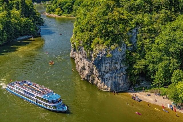Danube River in Bavaria - Viking Danube Cruises