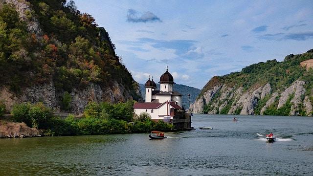 Iron Gate, Serbia - Danube Viking River Cruises
