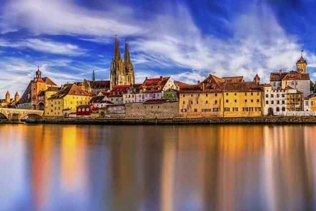 Regensburg, Germany - Viking River Cruise Danube