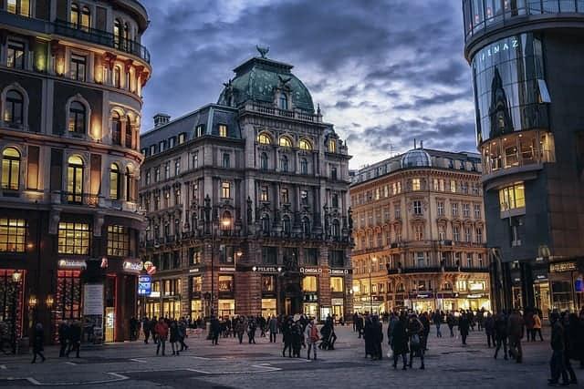 Vienna, Austria - Viking Cruises on the Danube River
