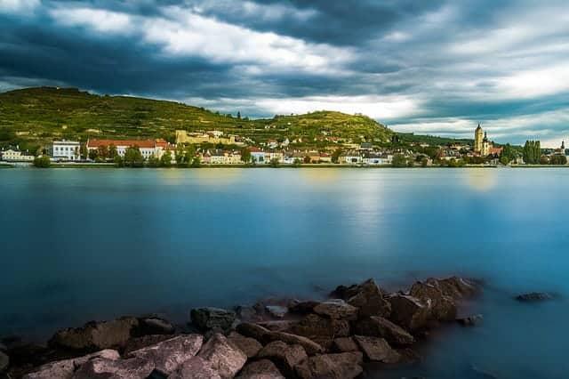 Vineyards in Krems, Austria - Danube Viking Cruises Romantic Danube