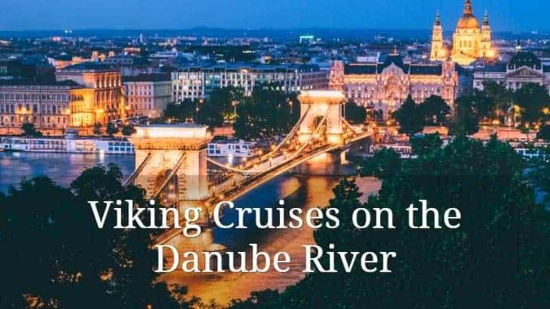 Viking Cruises on the Danube River