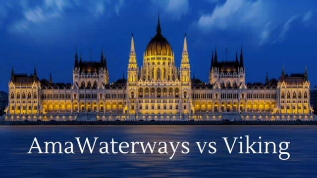 AmaWaterways vs Viking