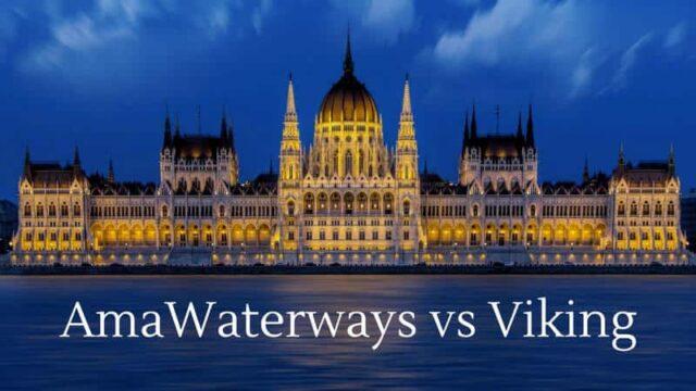 AmaWaterways vs Viking