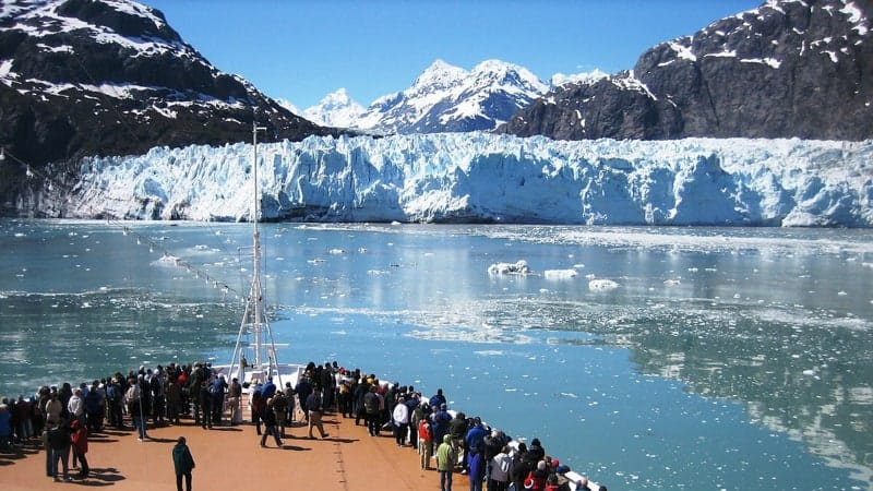 Glacier Bay National Park, Alaska - Best Cruises from San Francisco