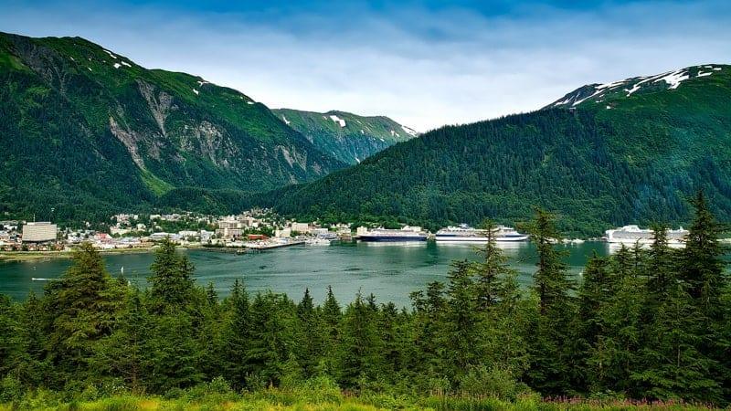 Juneau, Alaska - Best Alaska Cruises destinations