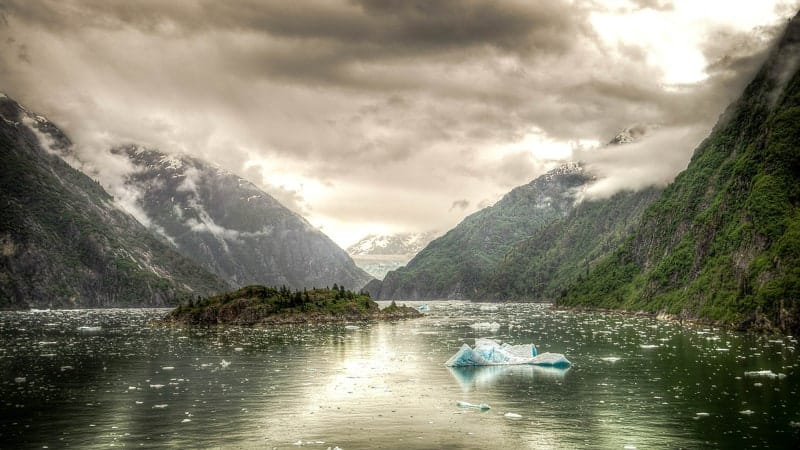 Tracy Arm Fjord, Alaska - Best Destinations for Expedition Cruises