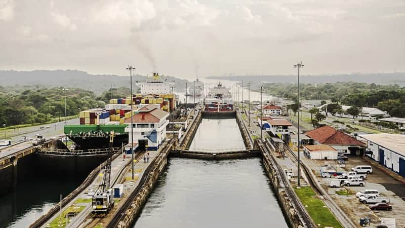 Panama Canal - Best Cruises from San Francisco