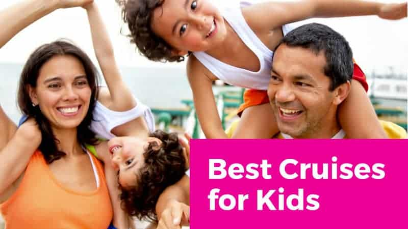 5 Best Cruises for Kids