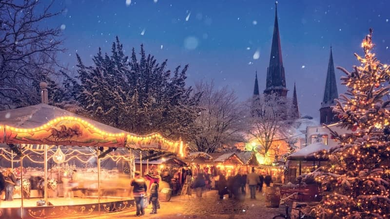 Christmas market in Germany - Best December Cruises