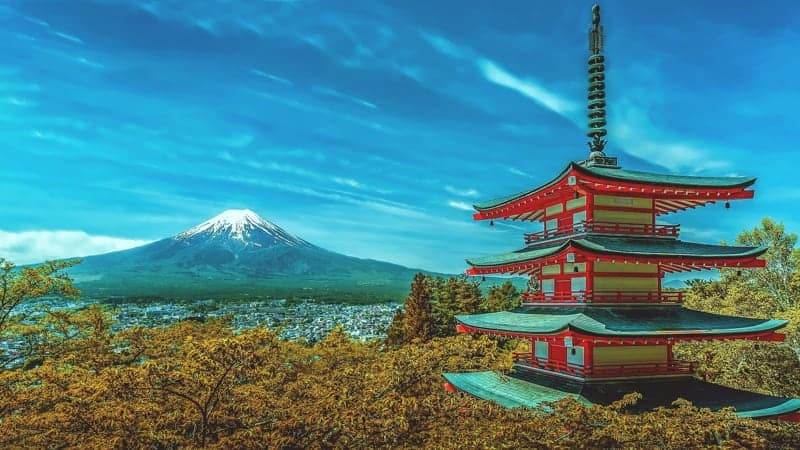 Japan - Best Cruise Destinations