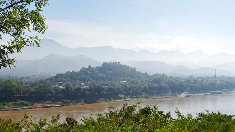 Mekong River, Southeast Asia - Best December Cruises Destinations