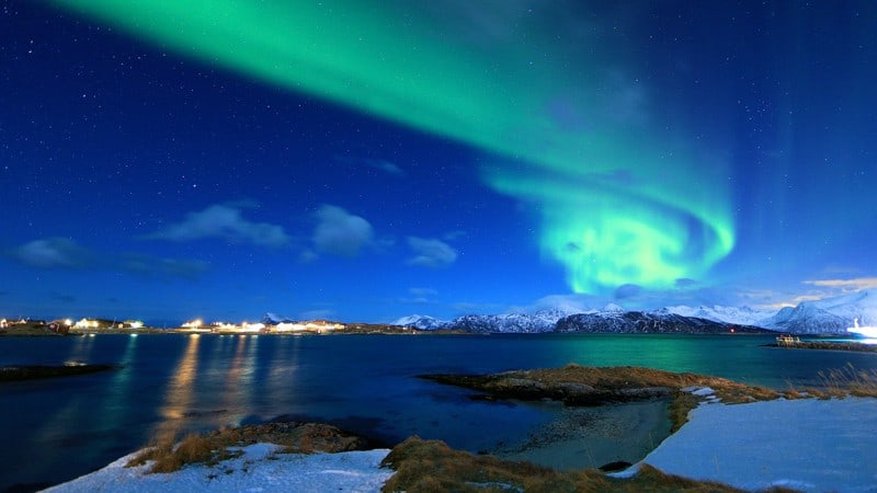 Northern Lights in Norway - Best December Cruises