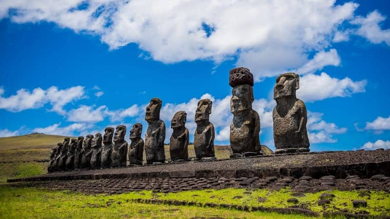 Easter Island - Viking World Cruises