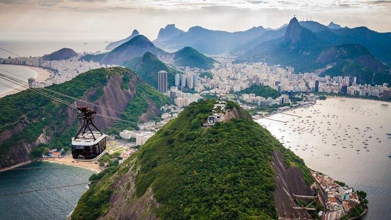 Rio de Janeiro, Brazil - Viking World Cruises