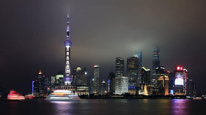 Shanghai, China - Oceania World Cruises