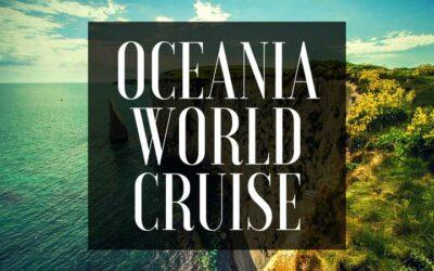 Oceania World Cruises