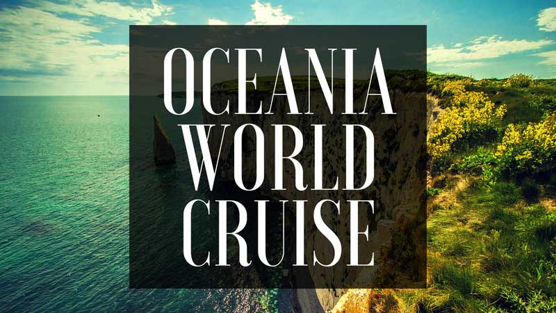 Oceania World Cruises