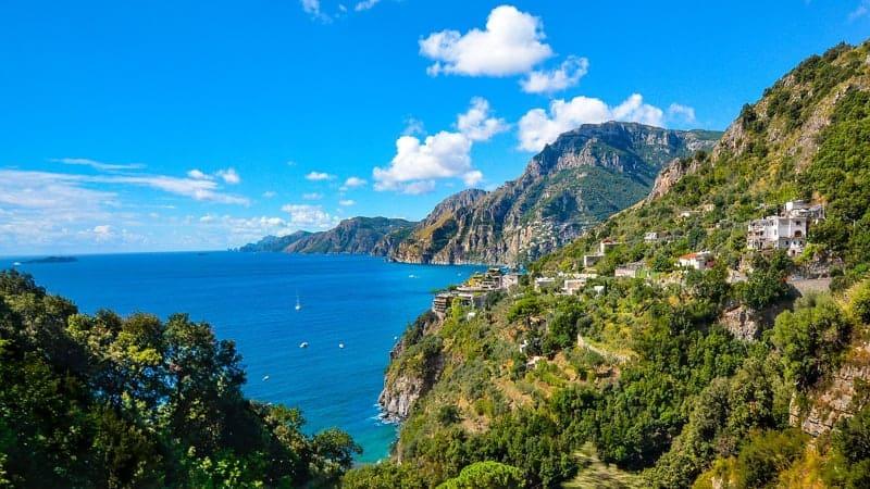 Amalfi Coast - Best Italy Cruises