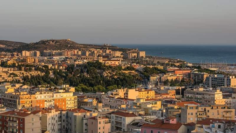 Cagliari - Best Italy Cruises