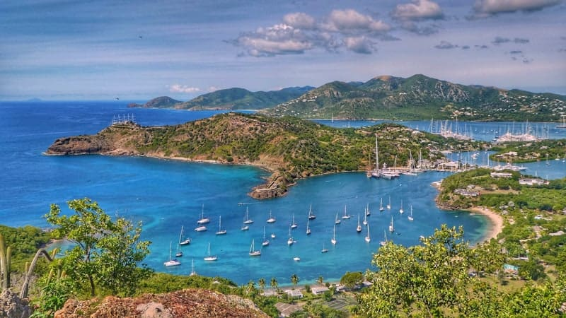 Antigua - Best Southern Caribbean Cruises