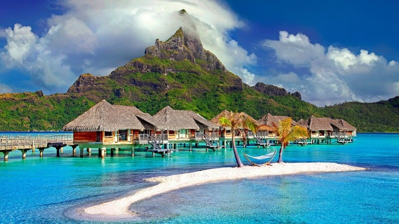 Bora Bora, South Pacific Scenic Cruises