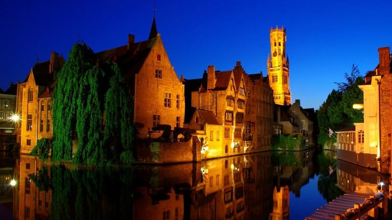 Bruges, Belgium - Scenic Cruises to Cultural and Historic Destinations