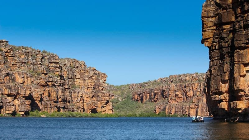 Kimberley, Western Australia - Expedition Cruises