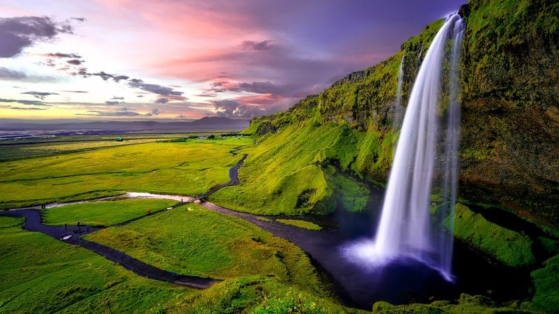 Seljalandsfoss, Iceland - Best Expedition Cruises Destinations
