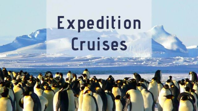 Expedition Cruises: Channel Your Inner Explorer