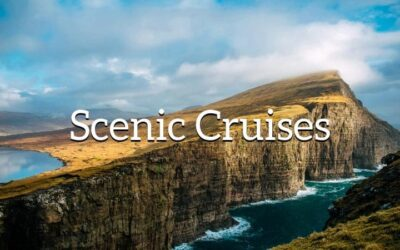 Scenic Cruises: From Historic Cities to Rugged Coasts