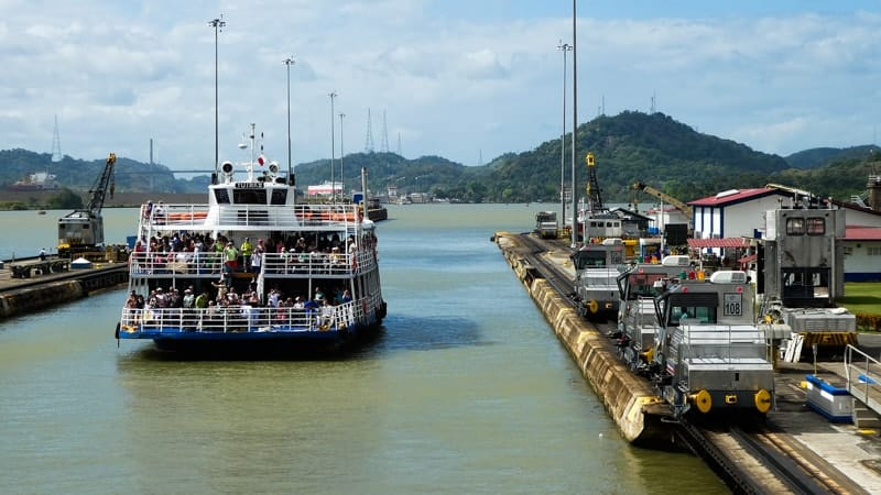 Panama Canal Cruise Excursion