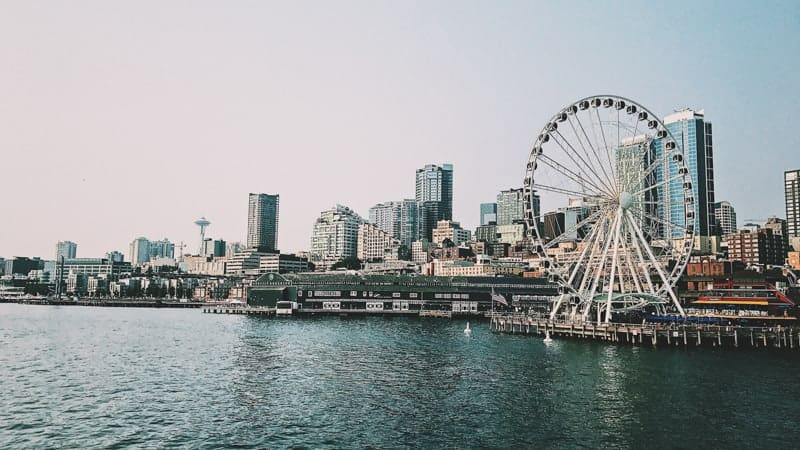 Port of Seattle - Best Cruises from Seattle