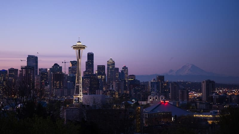 Seattle Skyline - Best Seattle Cruises
