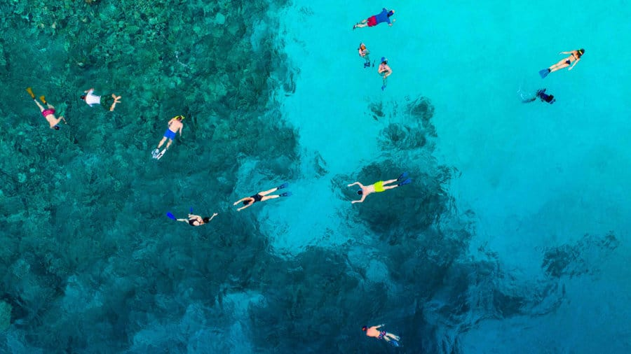Snorkeling in the Maldives - Maldives Cruises