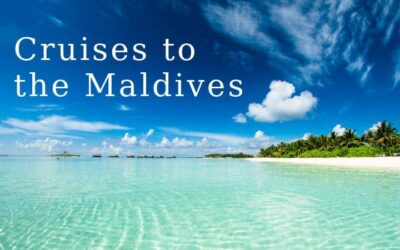 Cruises to the Maldives