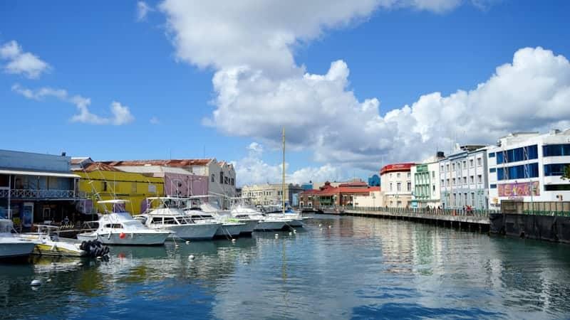 Bridgetown, Barbados - Top Cruise Destinations in Caribbean