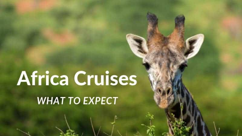 Cruises to Africa