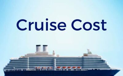 How Much Does a Cruise Cost?