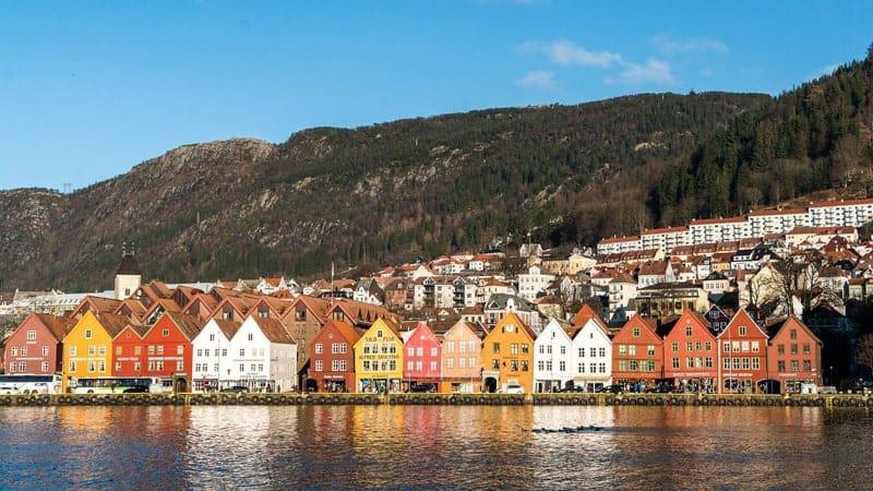 Bergen, Norway Cruise Destination