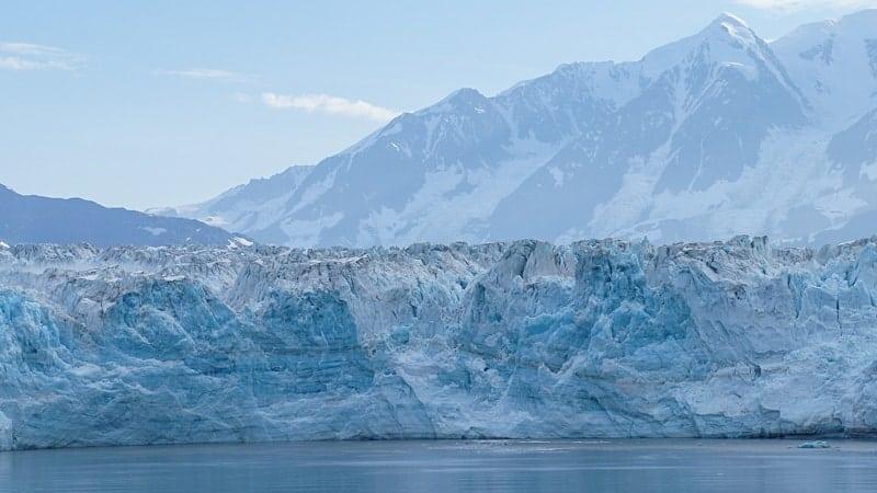 Hubbard Glacier - Viking Alaska Cruise