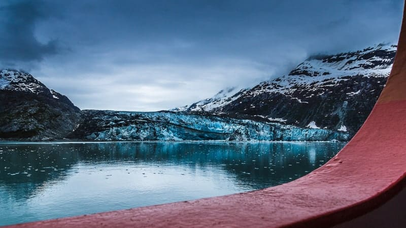 Cruise to Glacier Bay National Park, Alaska