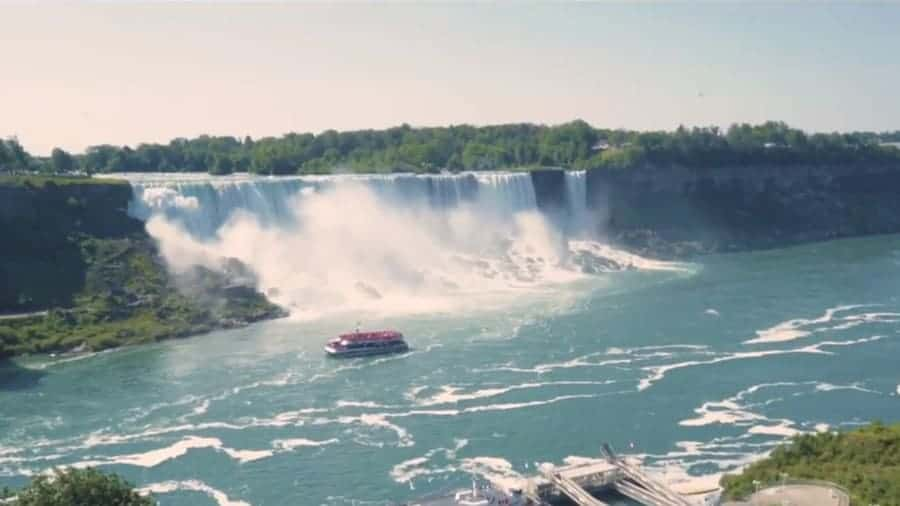 Niagara Falls - Victory Cruise Lines to Canada, New England and Great Lakes