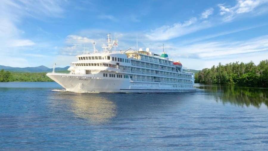 Pearl Mist - Pearl Sea Cruises