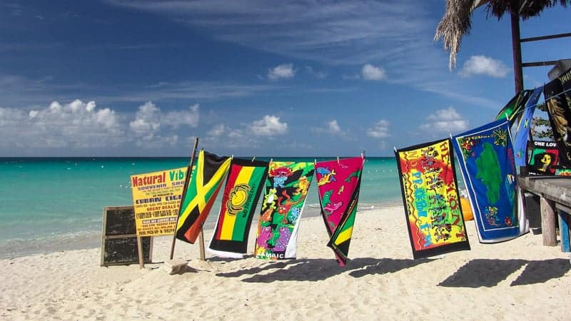 Beach in Jamaica - Cruises to Jamaica